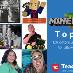 Top 10 (Plus 1) @MinecraftEDU Educators To Follow in 2018 | @playcraftlearn
