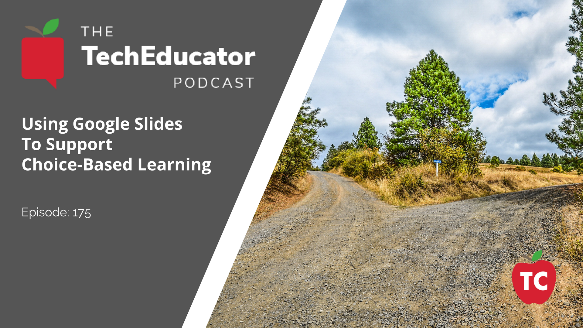 Using Google Slides for Choice Based Learning