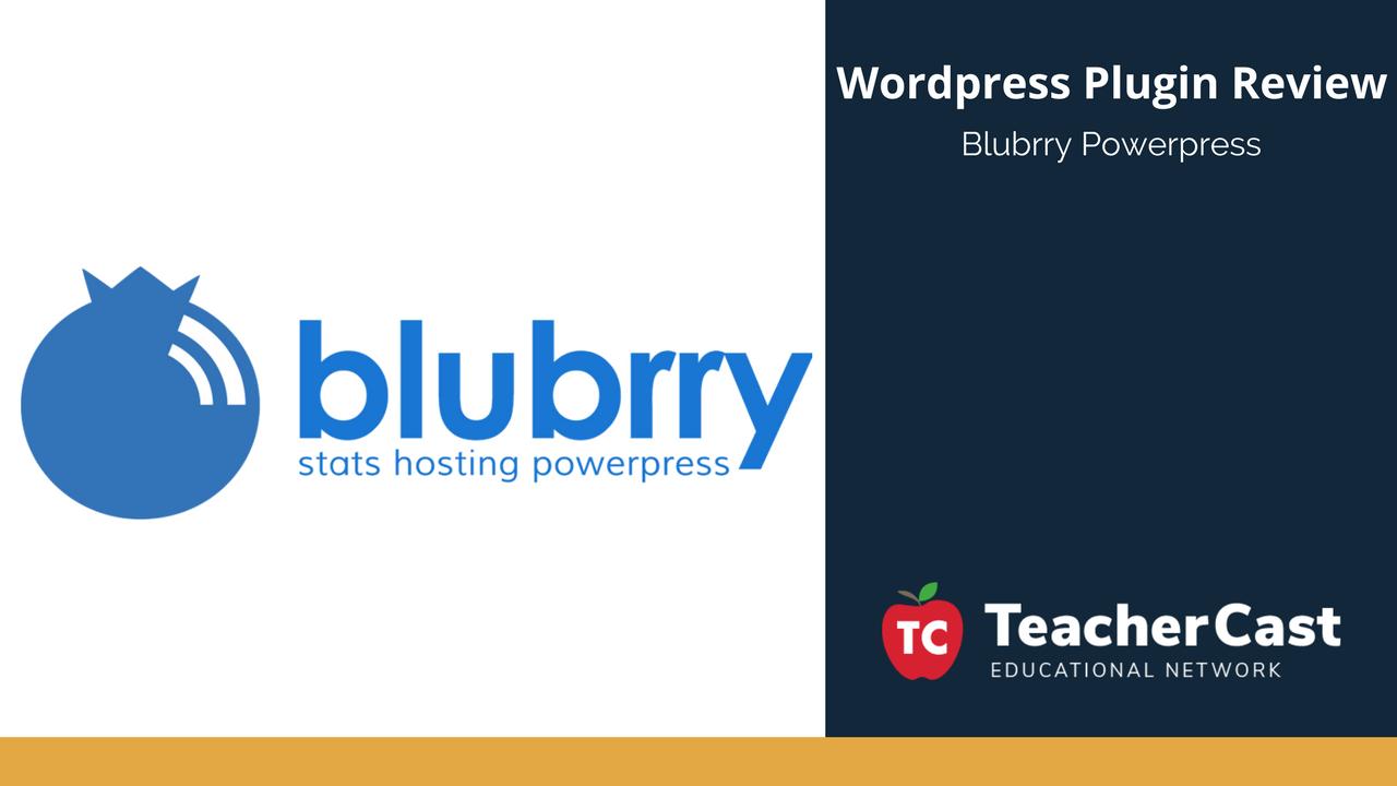 WordPress Blubrry Plugin