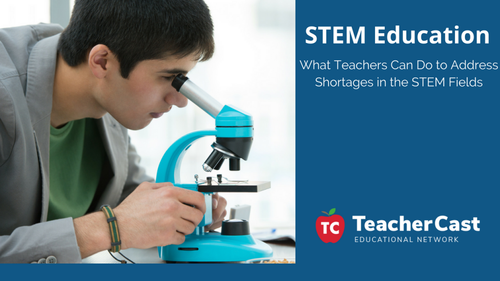 Addressing STEM Shortages