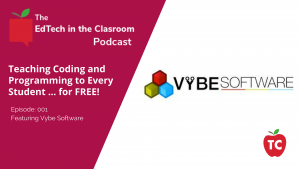 Creating a Coding and Programming Curriculum with Vybe Software