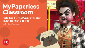 Puppet Theater Field Trip