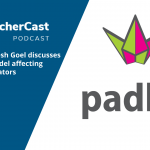 @Padlet CEO Nitesh Goel Discusses New Pricing Structure LIVE on @TeacherCast | #Padlet