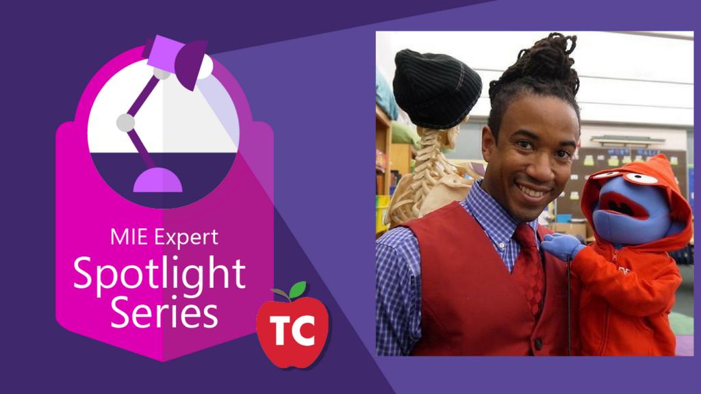 Microsoft Innovative Educator   Toney Jackson