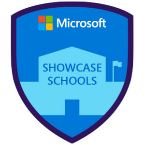 Microsoft Showcase Schools Logo