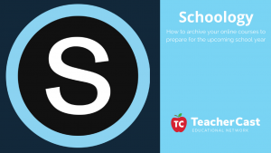 Organize Schoology Courses