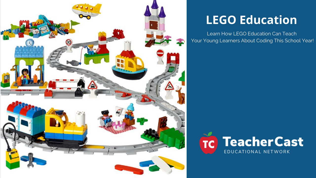 LEGO Coding Express Blog Post