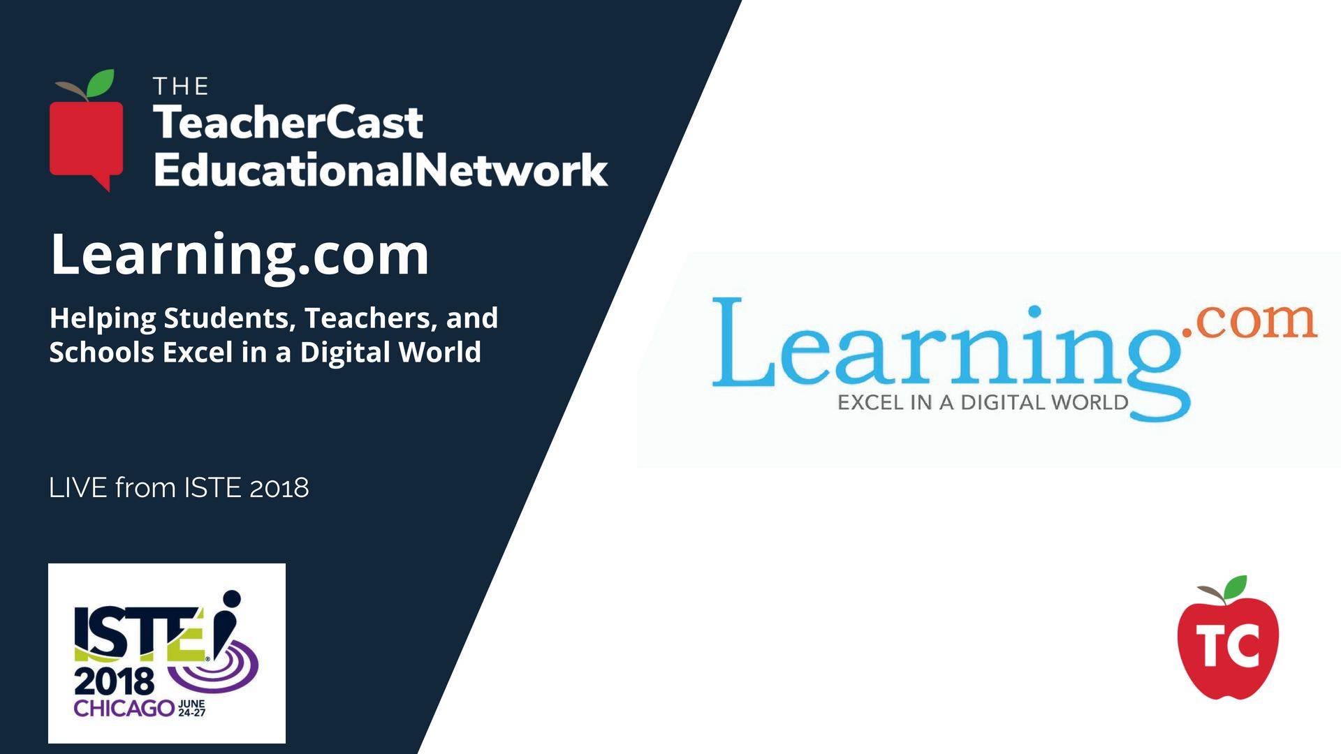Learning Dot Com ISTE 2018