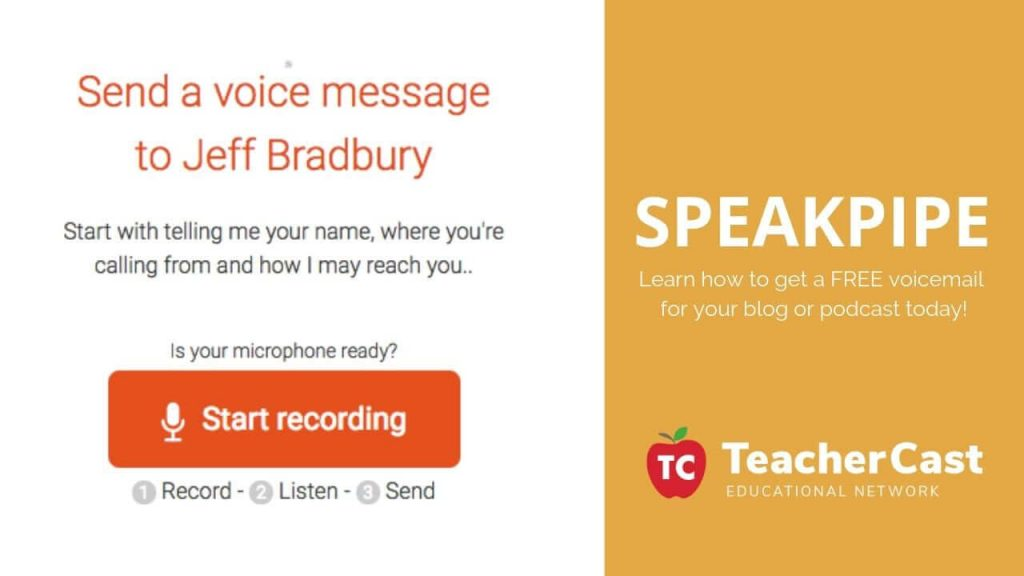 Speakpipe Walkthrough