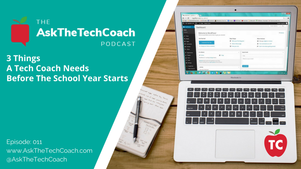 Tech Coach Episode 11