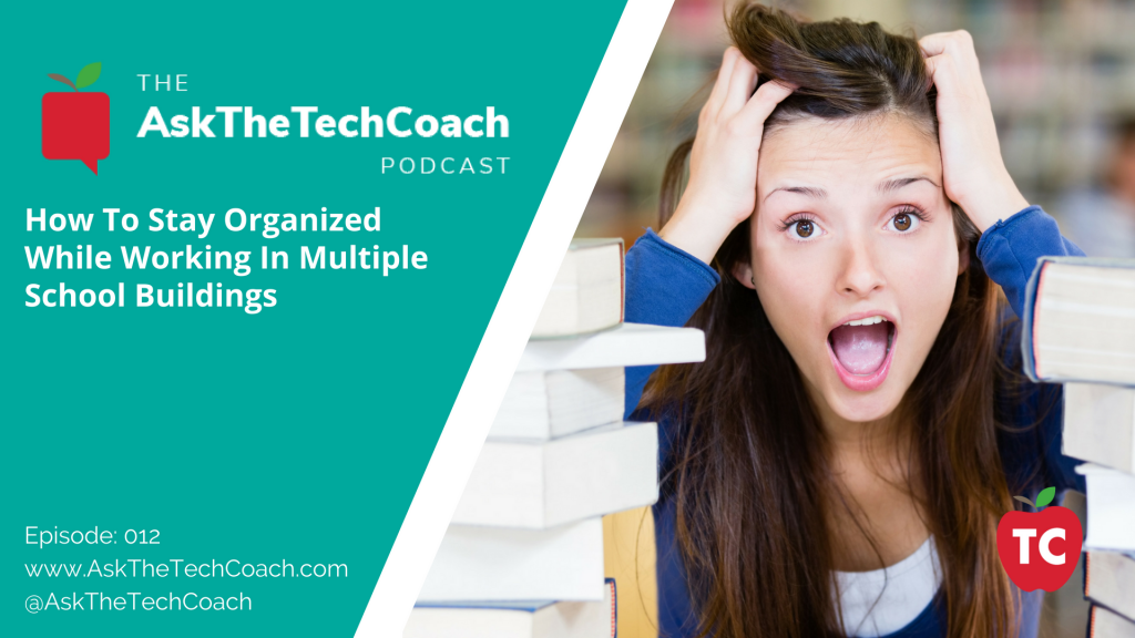 Tech Coach Podcast Episode 12