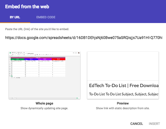 Free Google Sheets Download Embed A ToDo List On Google Sites - To do list google docs