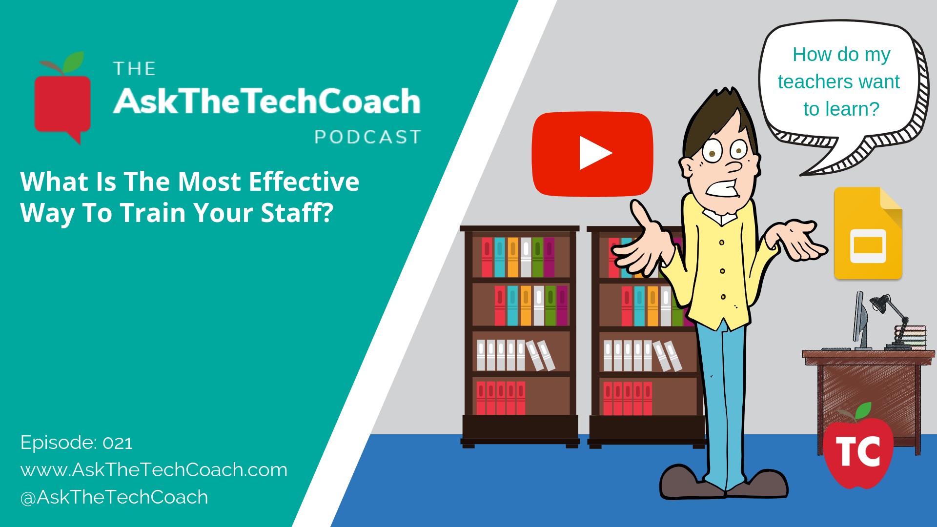 Ask the Tech Coach Episode 21