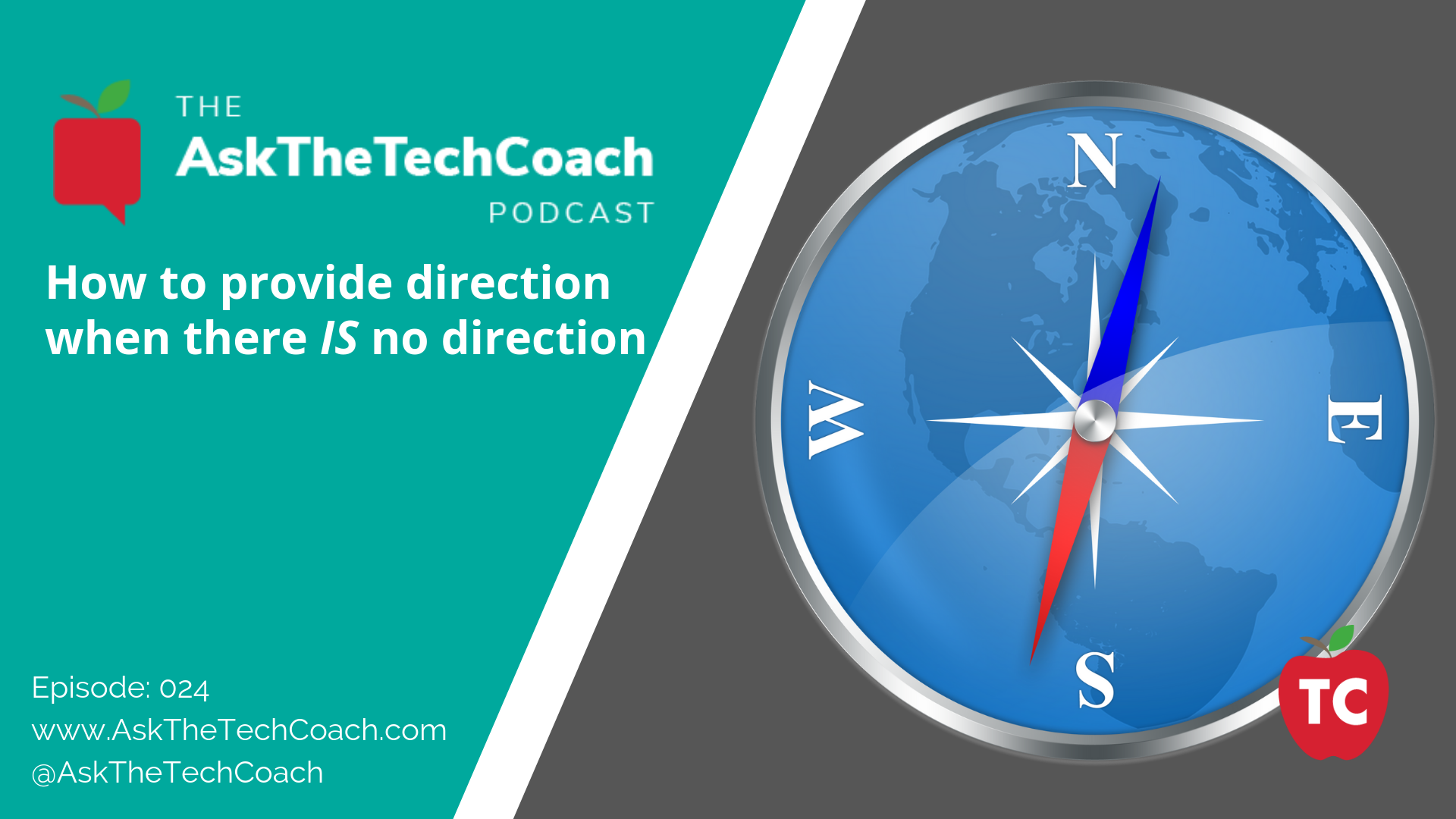 Ask the Tech Coach Episode 24