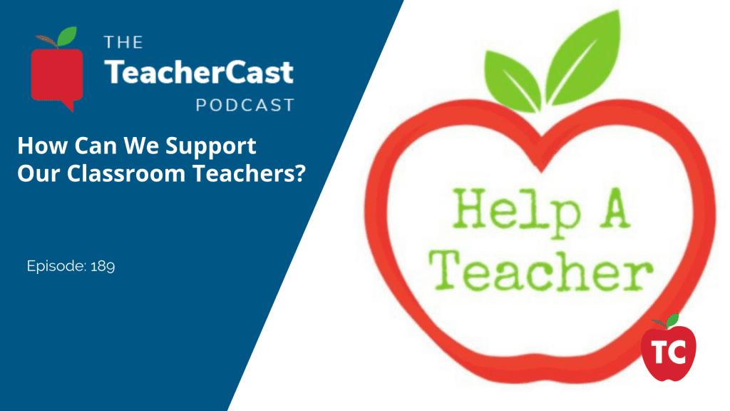 Help a Teacher