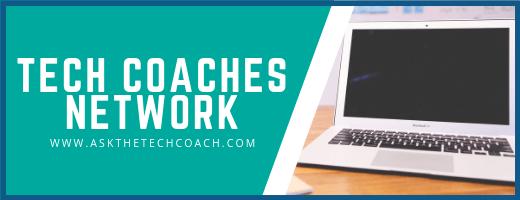 Ask the Tech Coach Sidebar