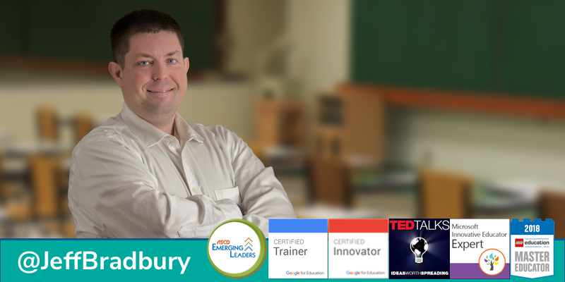 Jeff Bradbury - Tech Coach