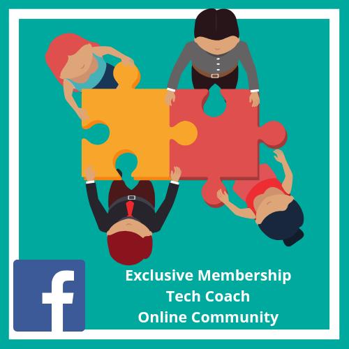 Tech Coach Online Community