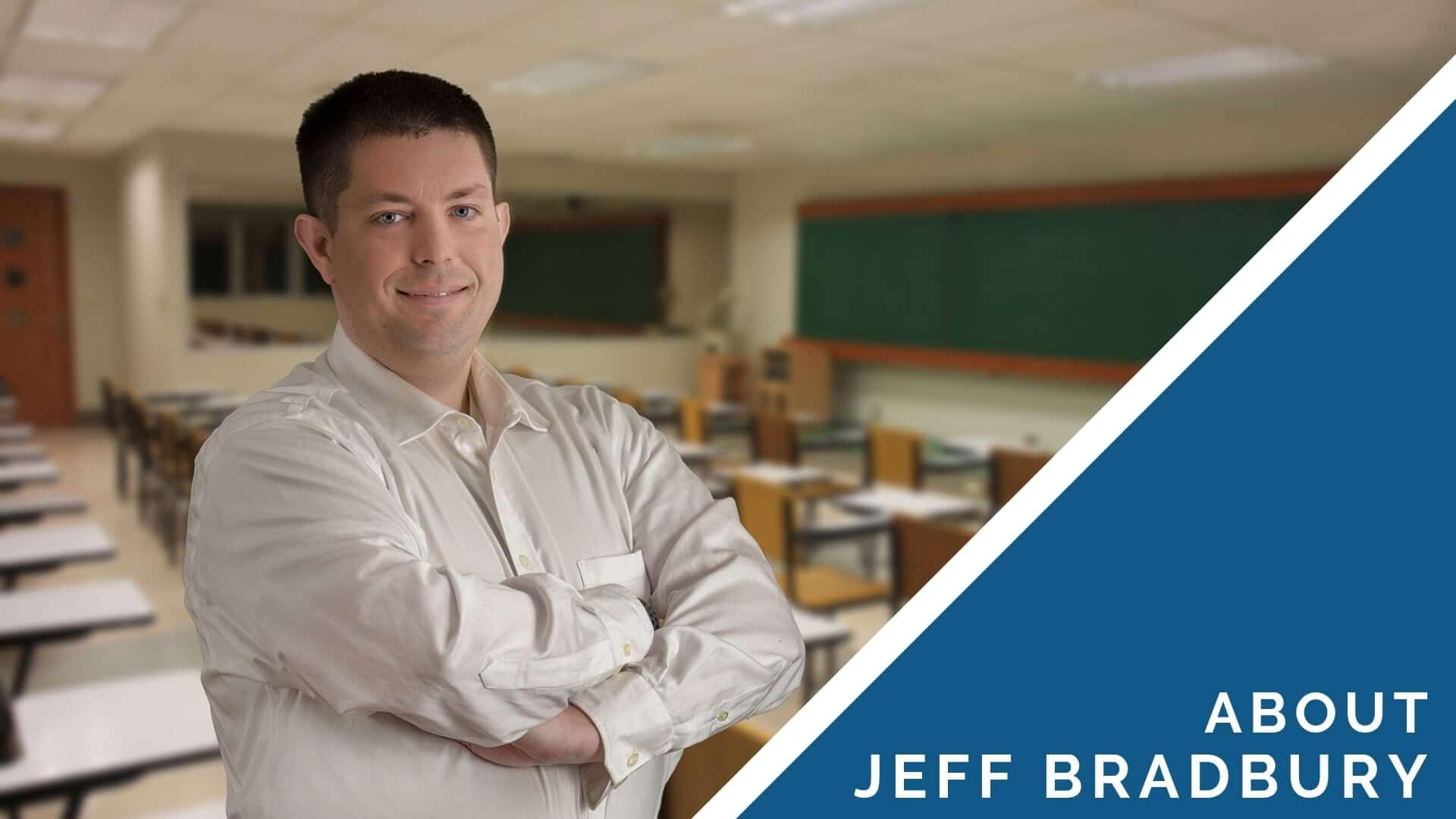 About Jeff Bradbury