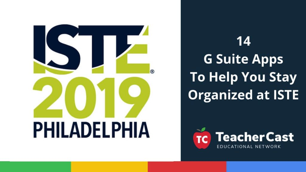 G Suite at ISTE Conference