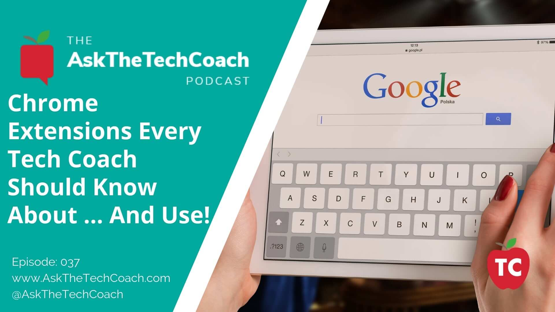 Tech Coach Chrome Extensions
