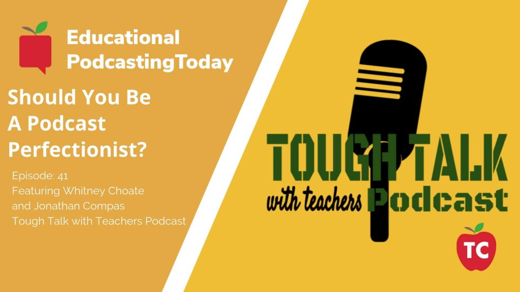 Tough Talk with Teachers Podcast