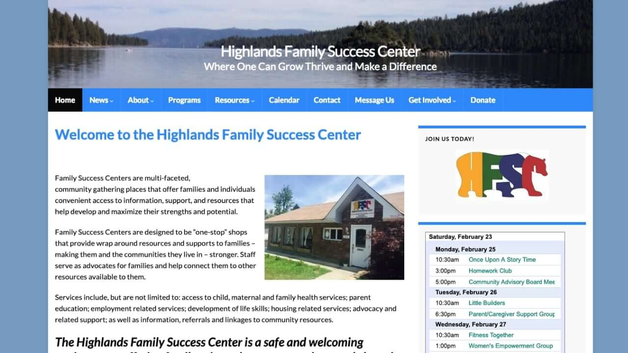 Highlands Family Success Center