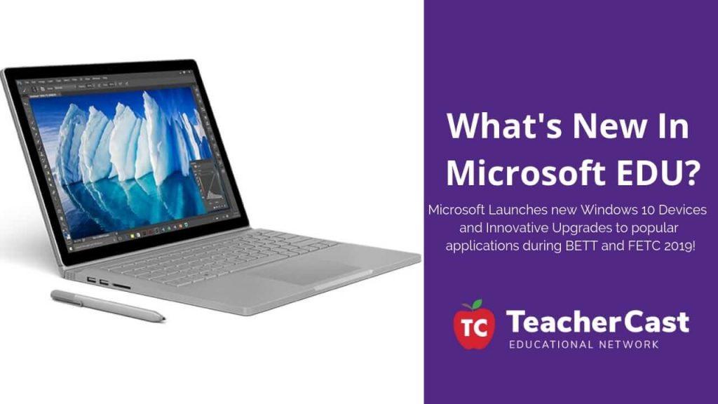Microsoft Spring 2019 Updates