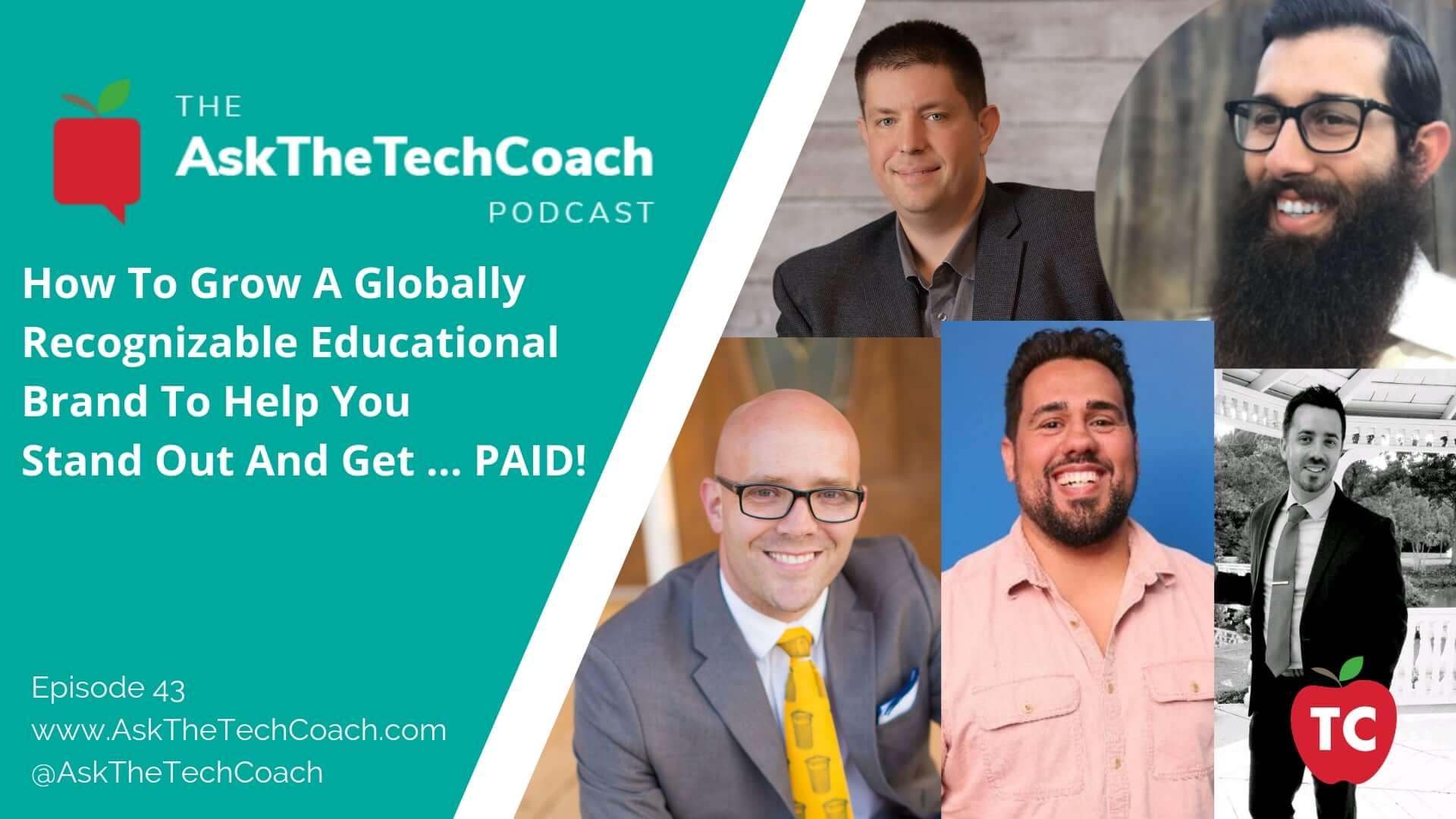 ATTC43 Tech Coach Round Table