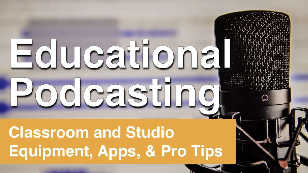 Educational Podcasting Today Sidebar Graphic