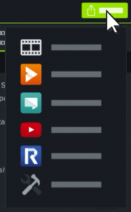 Camtasia 2019 Export Options