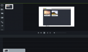 Camtasia 2019 New Media in Dashboard