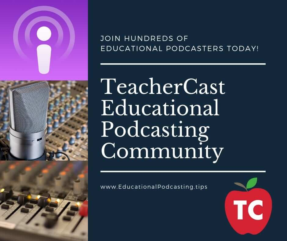 TeacherCast Educational Podcasting Community
