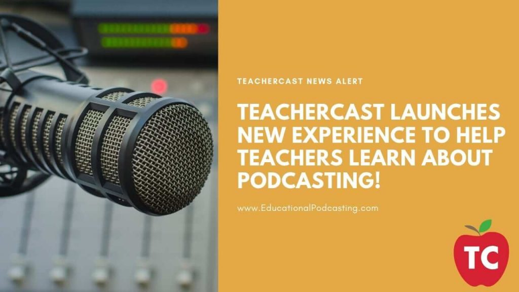 Educational Podcasting Launch Announcement