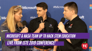 Hacking STEM with Microsoft Education