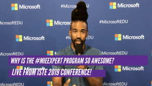 Microsoft Education LIVE from ISTE