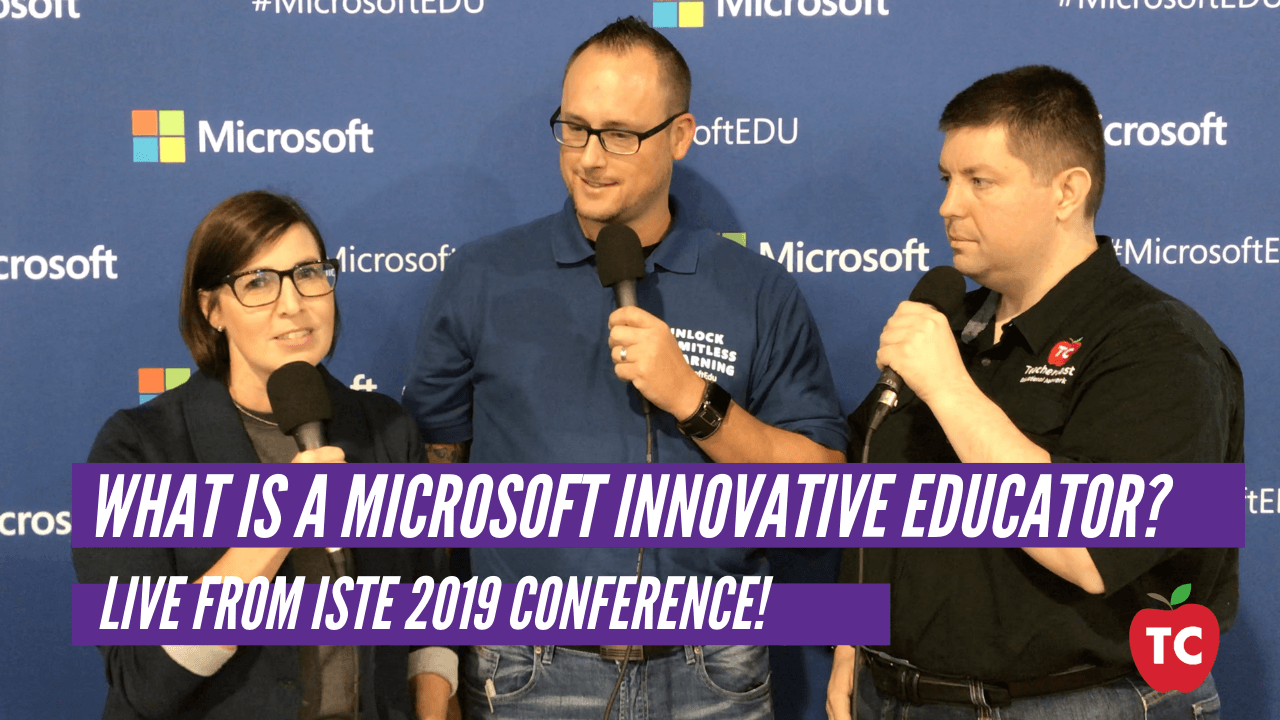 What is a Microsoft Innovative Educator?