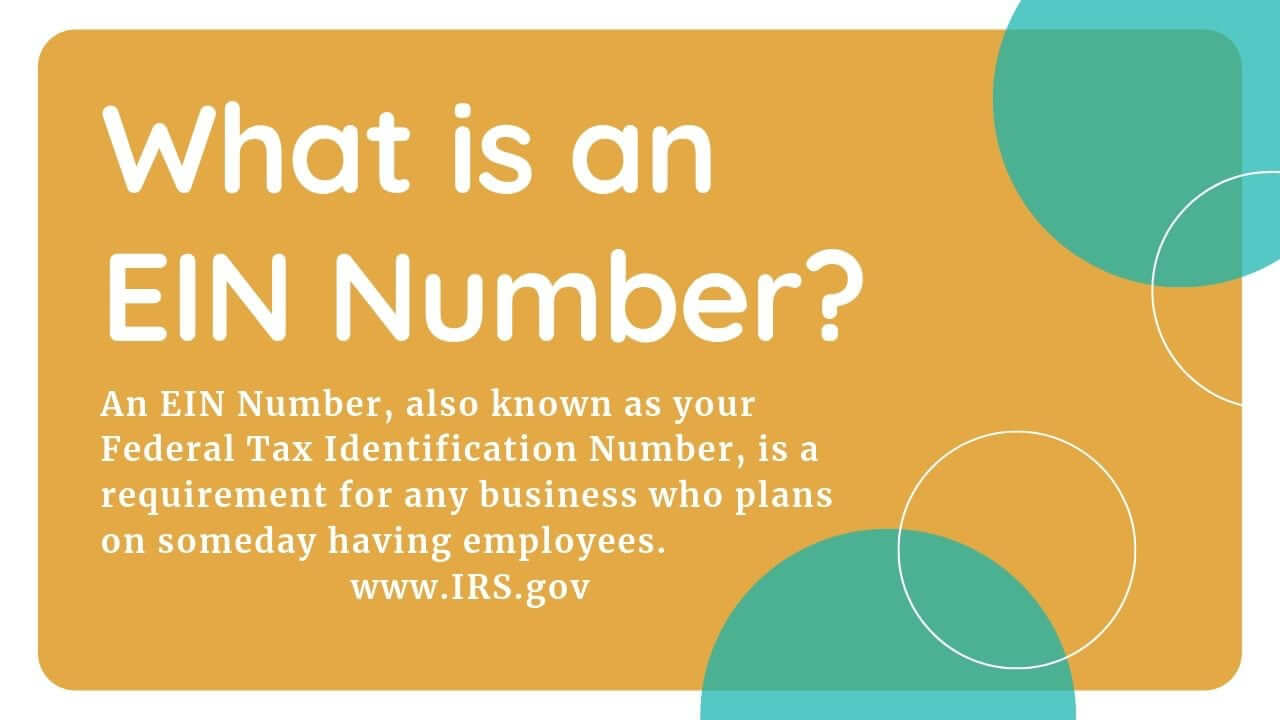 What is an EIN Number?