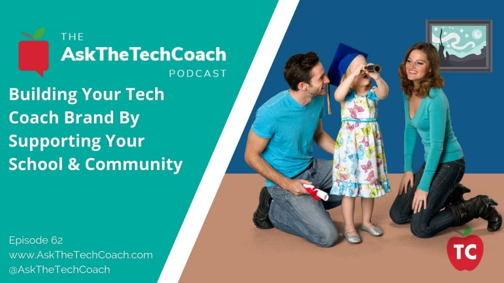 Tech Coach In the Community