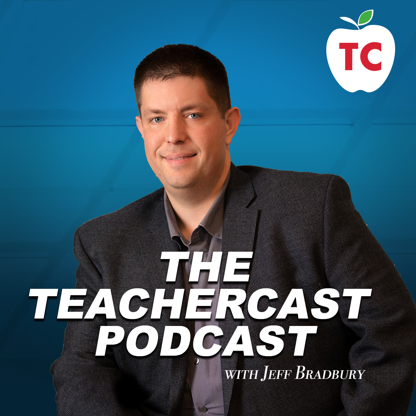 The Teachercast Podcast Square 1400x1400