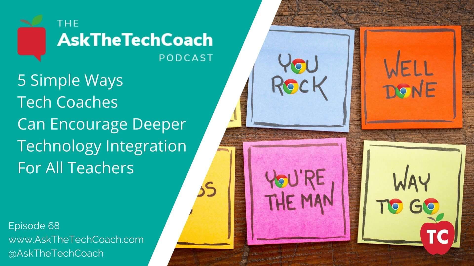 5 Ways To Encourage Tech Integration