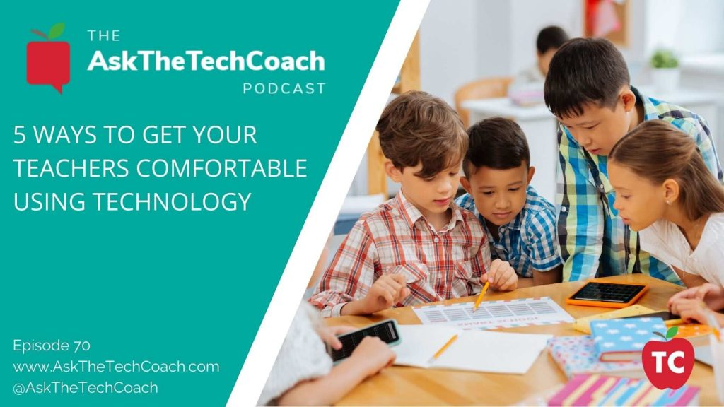 How Can We Successfully Monitor Tech Integration In Our Classrooms