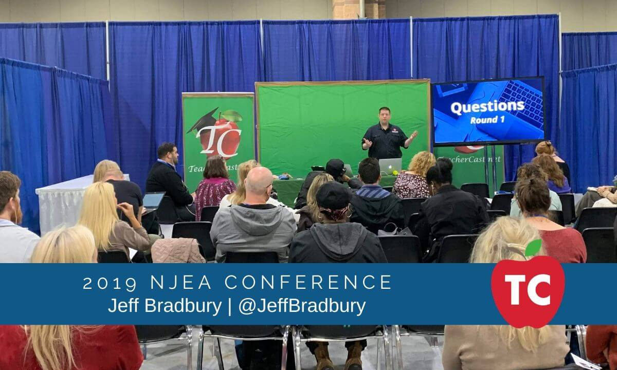 Jeff Bradbury: 2019 NJEA Conference