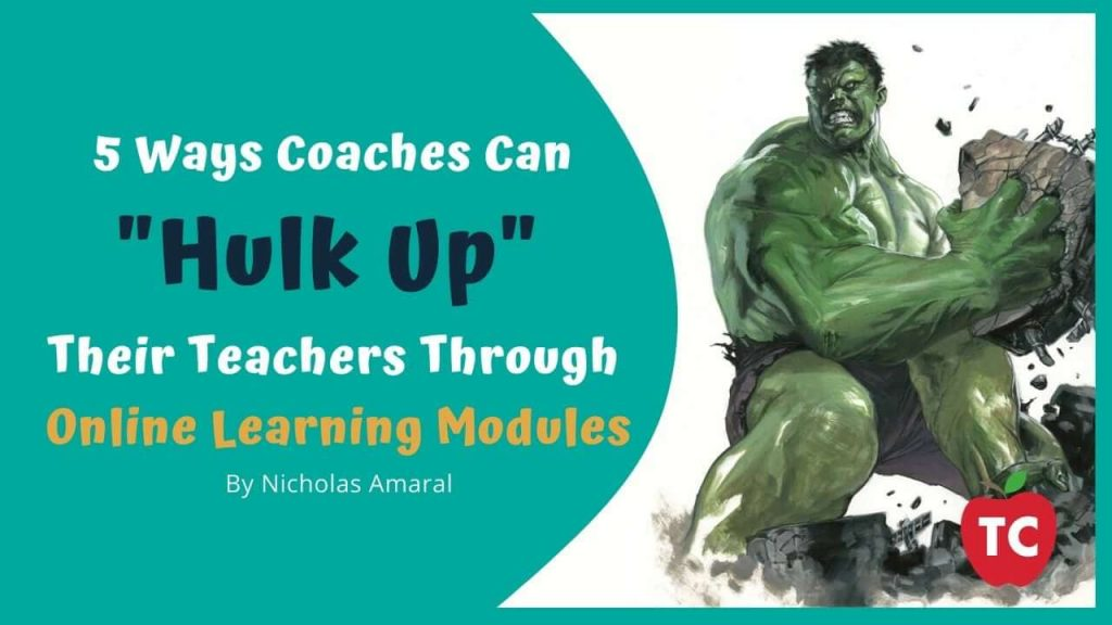 5 Ways You Can Supercharge Your Teachers Through Online Learning Modules