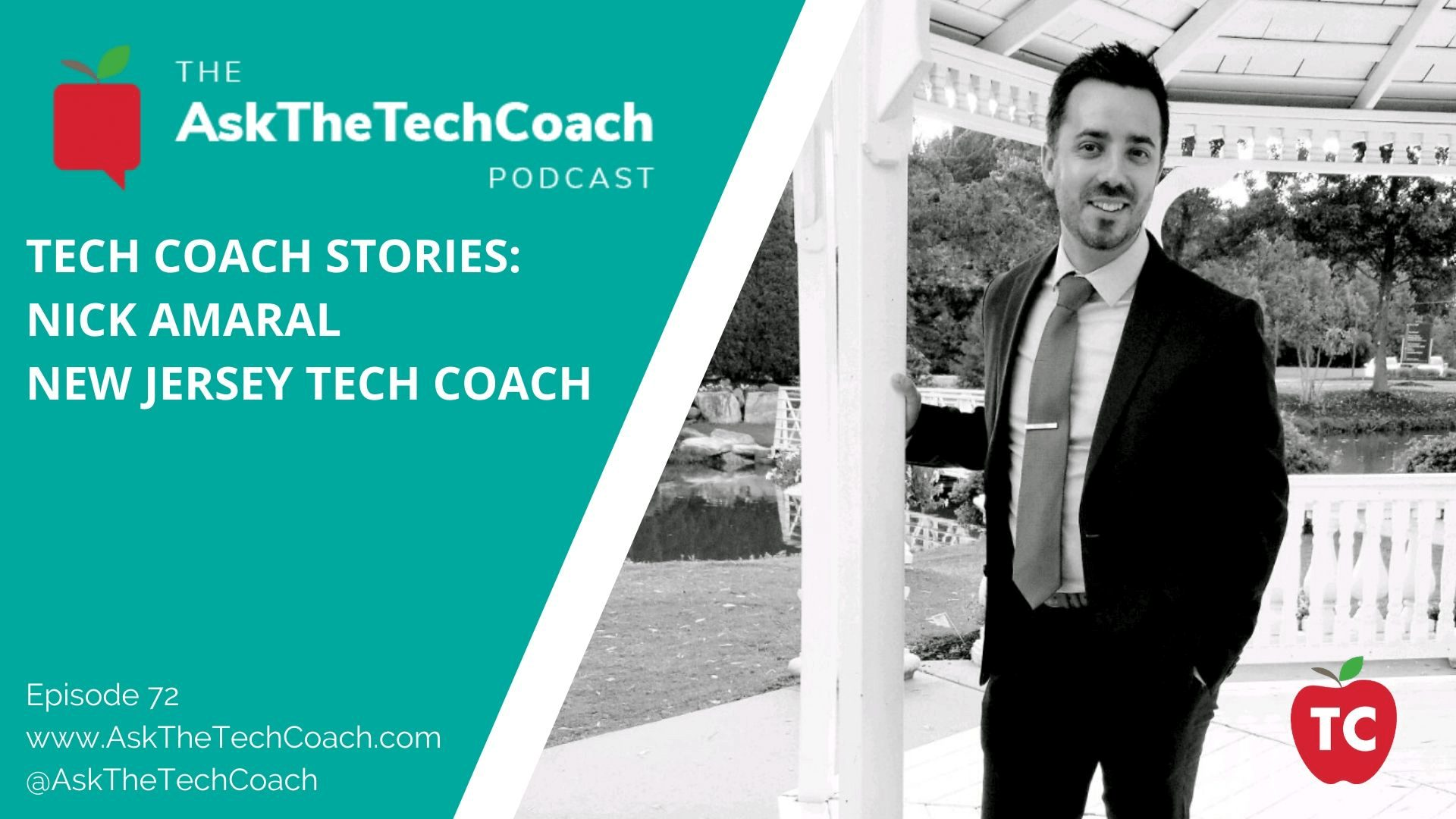 Tech Coach Stories: Nicholas Amaral
