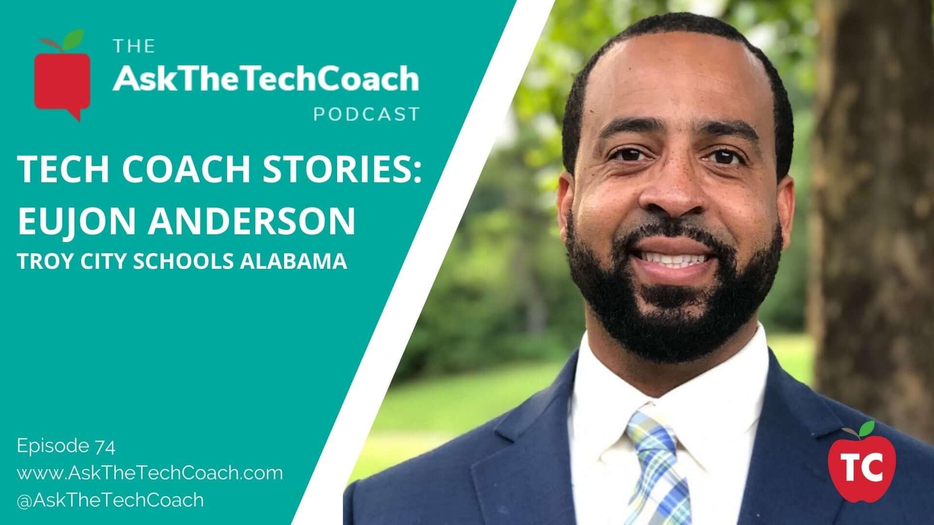 Eujon Anderson: Troy City Schools, Alabama