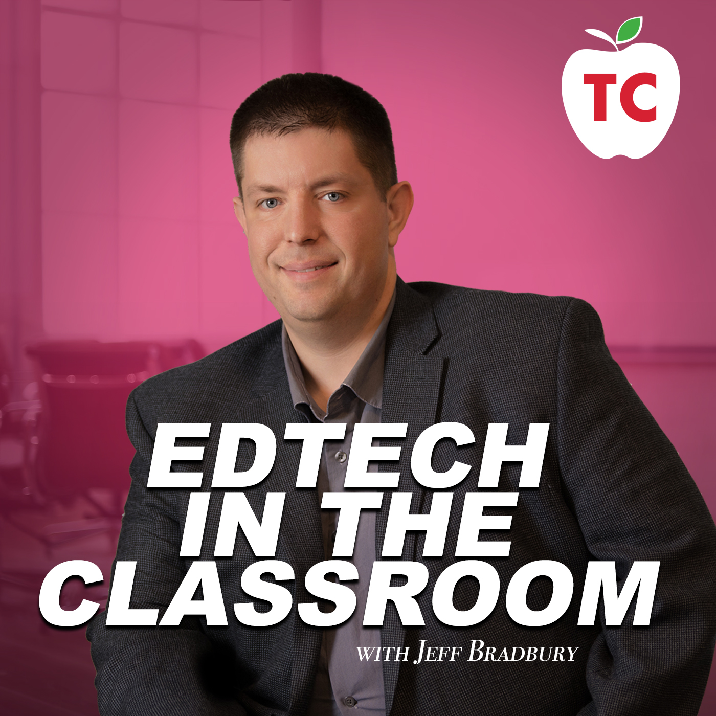 Edtech in the Classroom Podcast Square 1400x1400