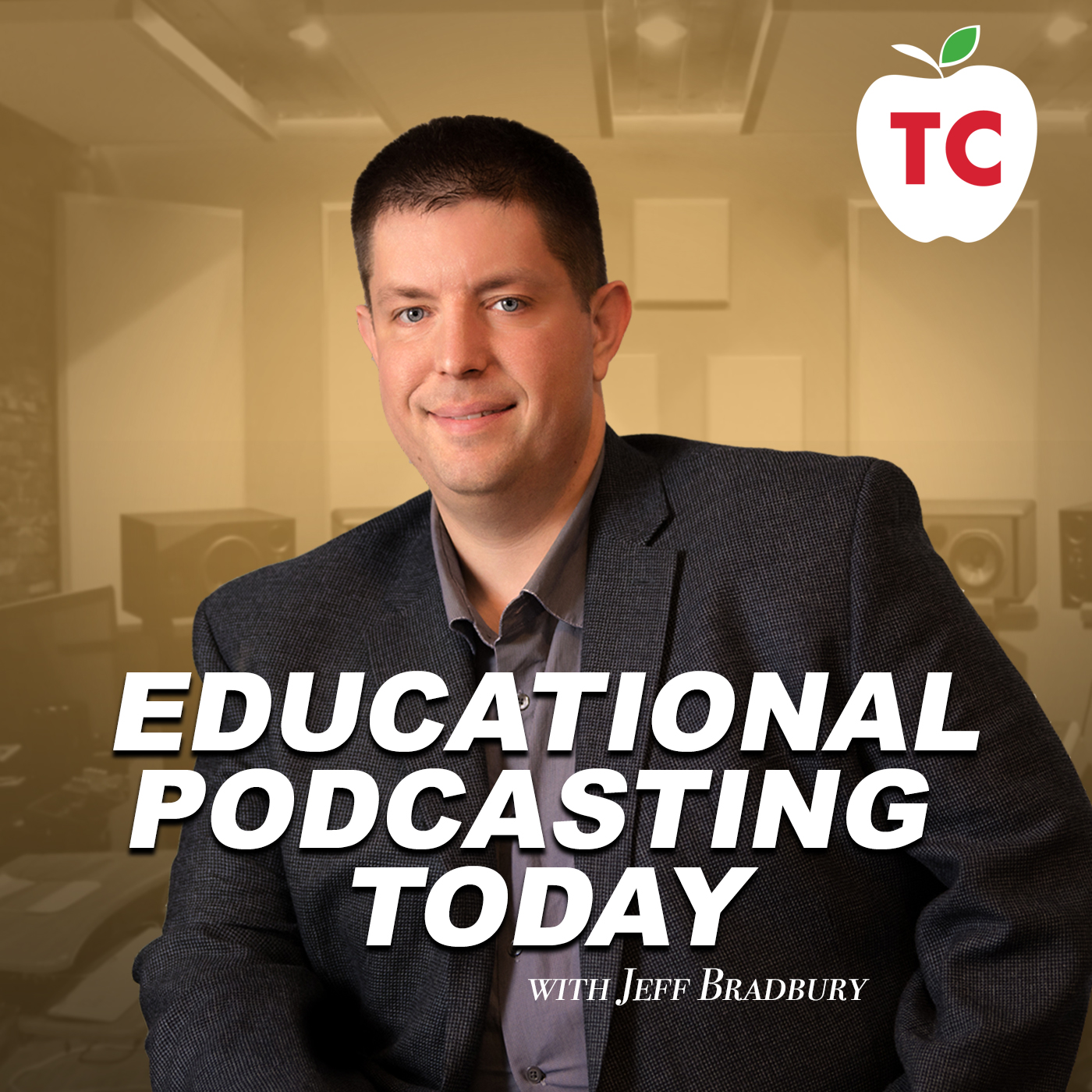 Educational Podcasting Today Podcast Square 1400x1400