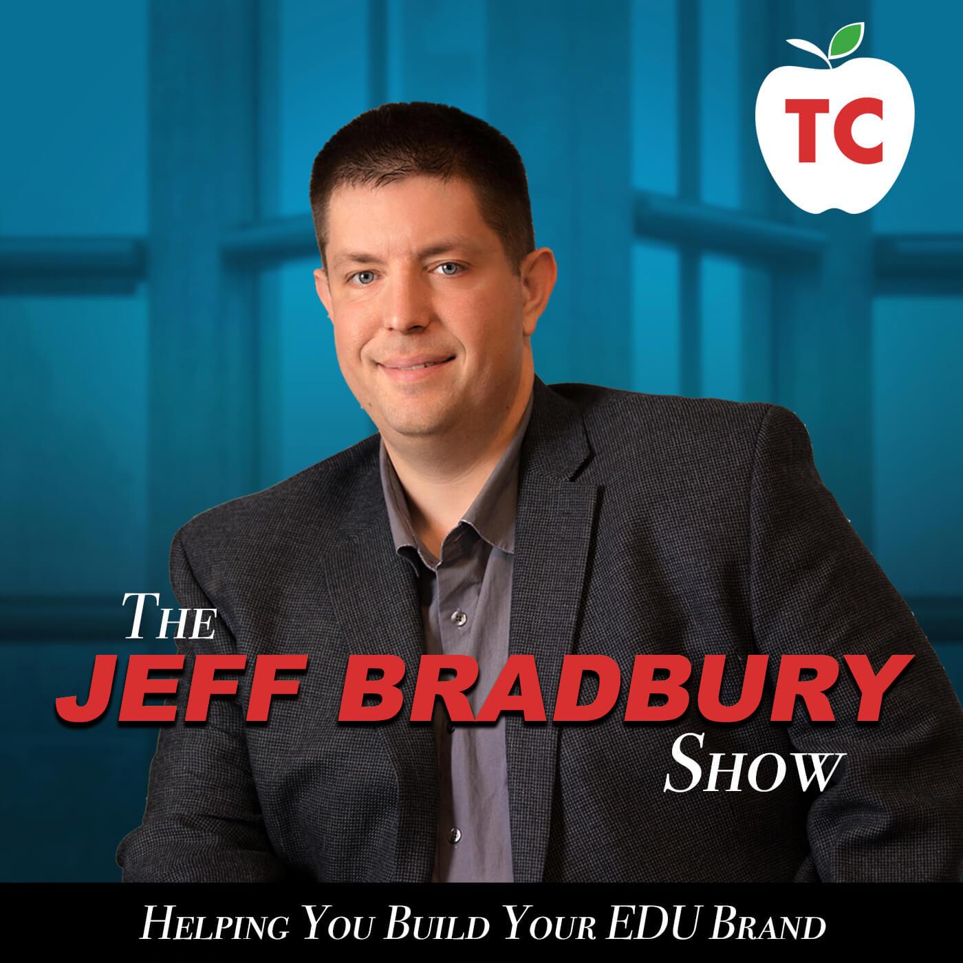 The Jeff Bradbury Show 1400x1400 Podcast Square Compressed