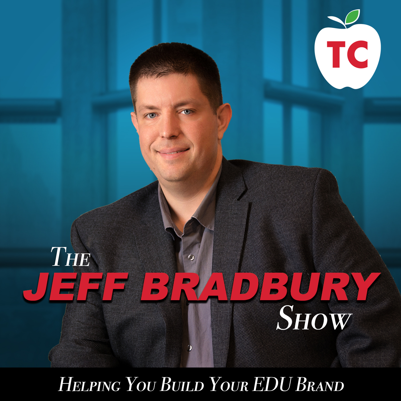 The Jeff Bradbury Show Podcast Square 1400x1400